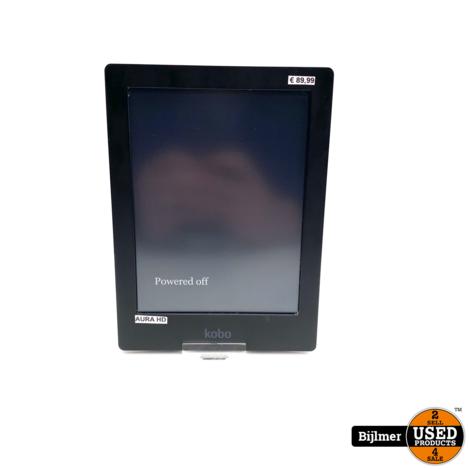 Kobo Aura HD Zwart   Nette staat