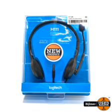 logitech Logitech H111 Stereo Headset