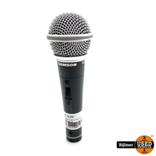 Samson Samson R21s micrfoon met kabel | Nieuwstaat