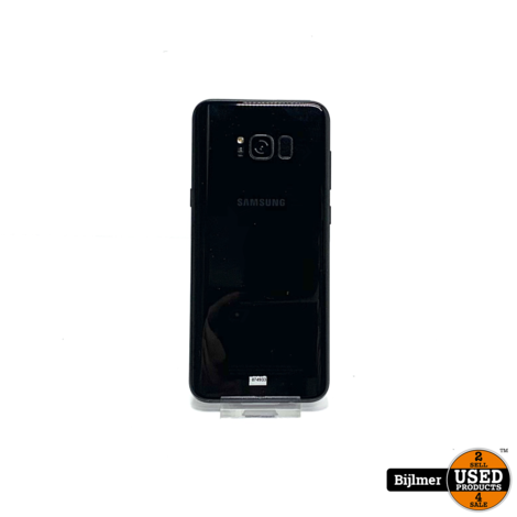 Samsung Galaxy S8+ 64GB Black