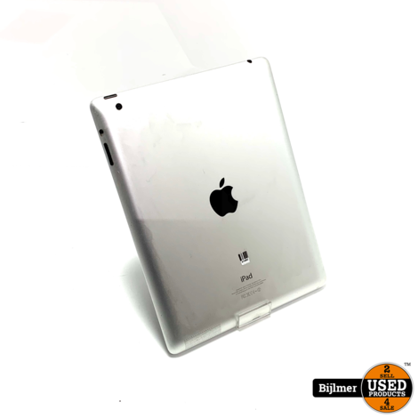 iPad 4th Gen 64GB WIFI Silver