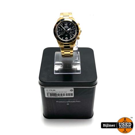 Rotorcraft Air Boss RC1201 Gold Edition Horloge