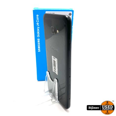 Samsung J4 Core 16GB Black