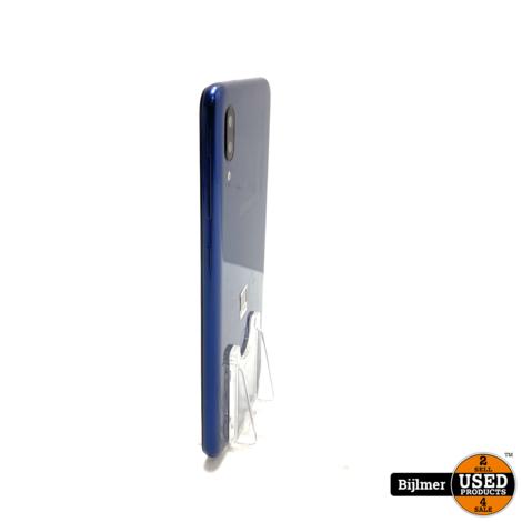 Samsung Galaxy M10 16GB Blauw
