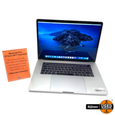 Apple Macbook Pro 2017 15 inch Touchbar i7 2.8 GHz 16GB 512GB SSD