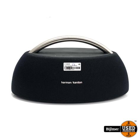 Harman Kardon Go Play Bluetooth Speaker | Nieuwstaat
