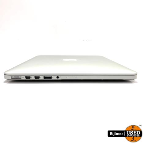 Macbook Pro 13inch 2015 i5 @2.7GHz 8GB 128GB SSD | Nette staat