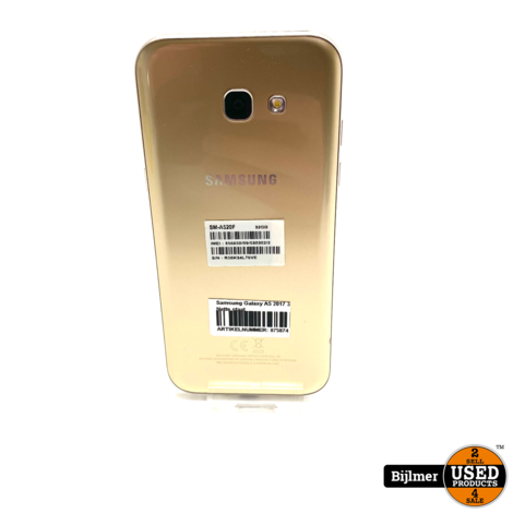 Samsung Galaxy A5 2017 32GB Gold | Nette staat