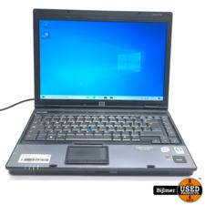 HP Compaq 6910p | Core 2 Duo (2 CPUs) 2.2GHz 2GB Ram 80GB HDD | Accu dood