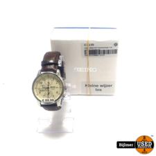 Seiko Seiko SNDC31P1 Herenhorloge | Let op klein wijzertje los