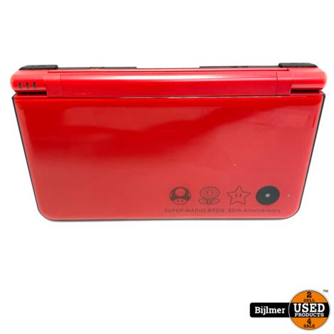 Nintendo DSi XL Rode Mario editie