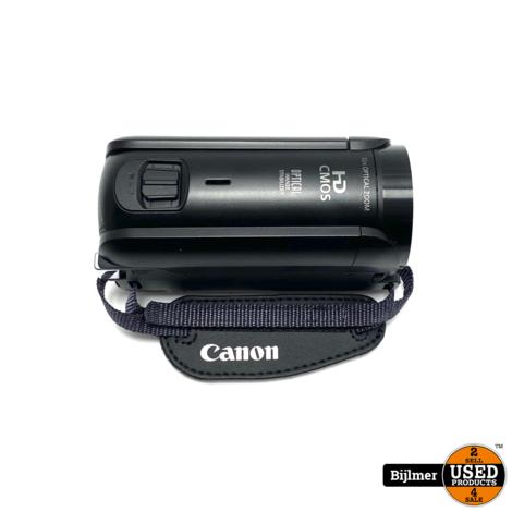 Canon Legria HF R806 BK Zwart Camcorder | Nette staat