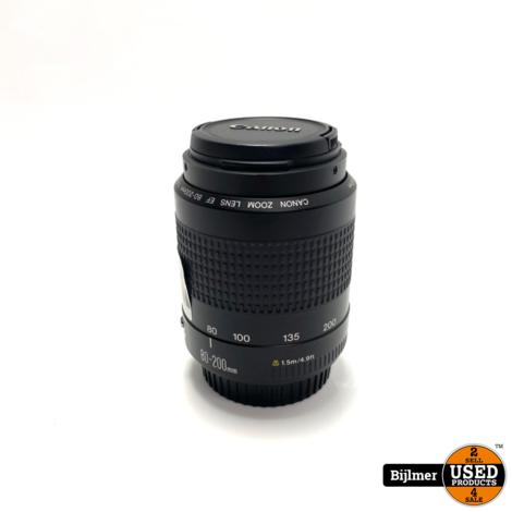 Canon 80-200mm F/4-5.6 Lens   Nette staat