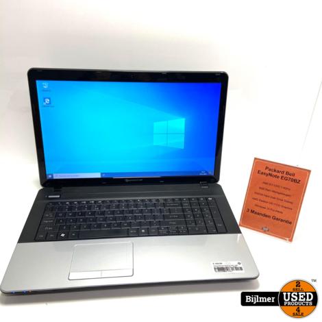 Packard Bell EasyNote EG70BZ   AMD E1-1200 1.4GHz - 8GB Ram - 500GB HDD