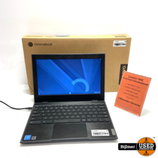 levono Lenovo 100E 2nd gen 11.6 Inch Chromebook |  N4000 1.1GHz - 4GB RAM - 32GB eMMc
