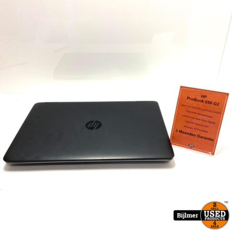 HP Probook 650 G2 Laptop | In Redelijke staat