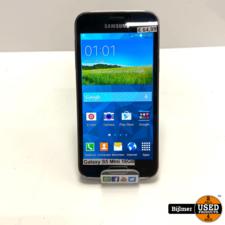 Samsung Samsung Galaxy S5 Mini 16GB Zwart | Nette staat