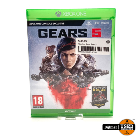 Xbox One Game: Gears 5