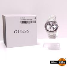 guess Guess W1082L1 Dames Horloge