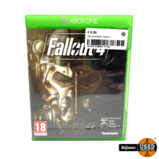 MIcrosoft Xbox One Game: Fallout 4