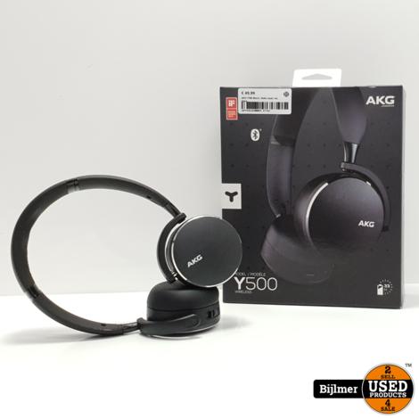 AKG Y500 Black | Nette staat | Inc. Doos
