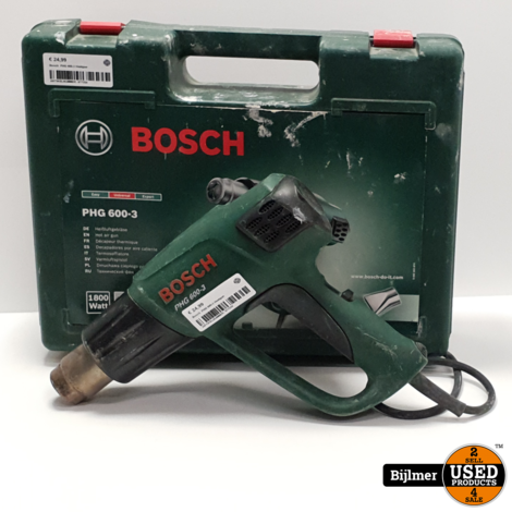 Bosch  PHG 600-3 Heatgun