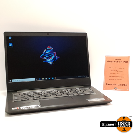 Lenovo Ideapad S145-14AST| Nette staat