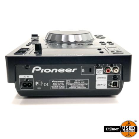 Pioneer CDJ-350 tabletop CD/USB/MIDI speler