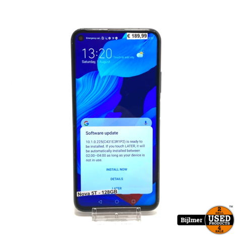 Huawei Bova 5t 128GB   Gebruikte staat