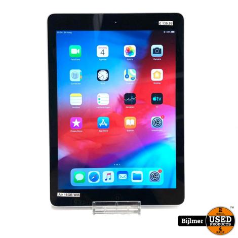 iPad Air 16GB Wifi Space Gray
