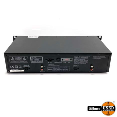 MAXGEAR MAX 7334 19 inch CD Speler met dekcontroller