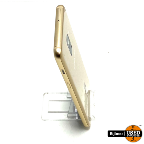 Samsung Galaxy A8 2018 32GB Gold   nette staat
