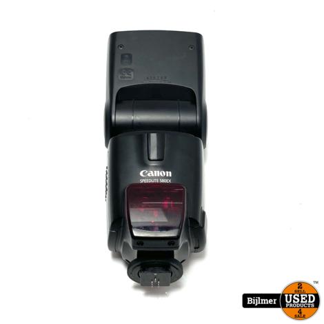 Canon Speedlite 580EX Flitser