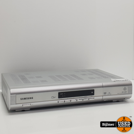 Samsung SMT-1100TP 80GB Digital receiver
