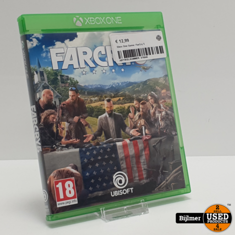 Xbox One Game: FarCry 5