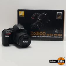 Nikon Nikon D3500 18-55 VR Kit