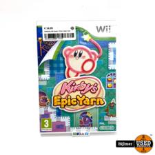 Nintendo Wii Game: Kirby's Epic Yarn
