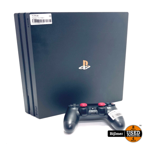 Playstation 4 Pro 1TB Met 1 Controller