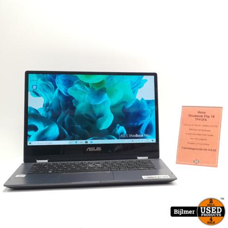 ASUS Vivobook Flip 14 TP412FA i5-10210U 1.60GHz Touchscreen