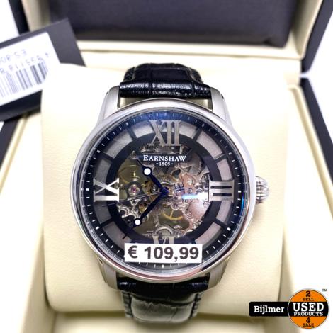 Earnshaw 8062 Heren horloge | Nette staat