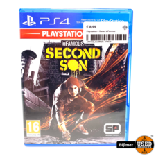 Sony Playstation 4 Game: inFamous