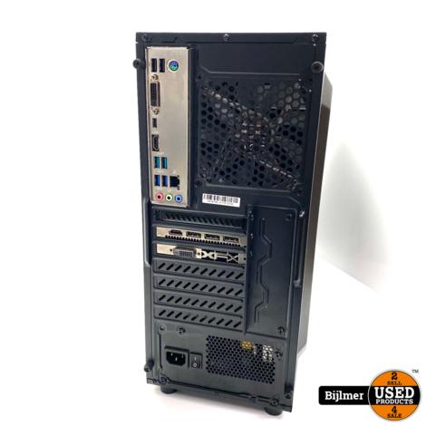 Game Pc Zelfbouw Ryzen 5 2600 16GB DDR4   Nette staat