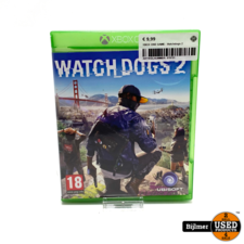 XBOX ONE GAME : Watchdogs 2