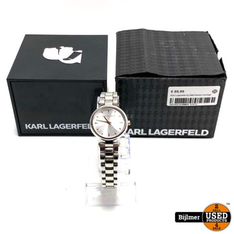 Karl Lagerfeld KL5000 Dames horloge