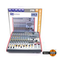PDM PDM-S1203 Stage Mixer 12-Kanaals DSP/MP3 USB IN/UIT   Nette staat