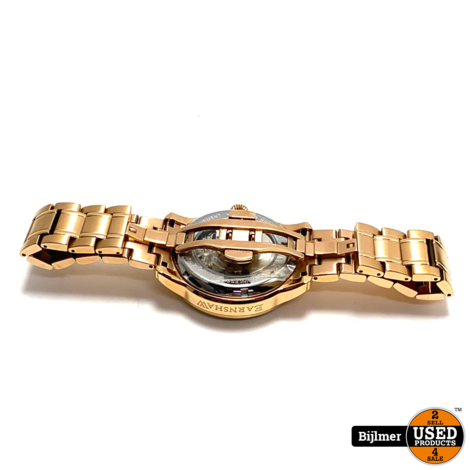 Earnshaw ES-8006 44 Horloge   Nieuwstaat