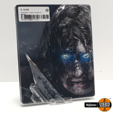 Playstation Playstation 4 Game: Shadow Of Mordor