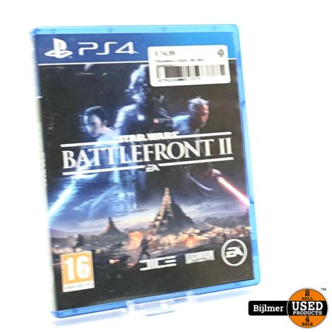 Playstation 4 Game: Star Wars Battlefront II