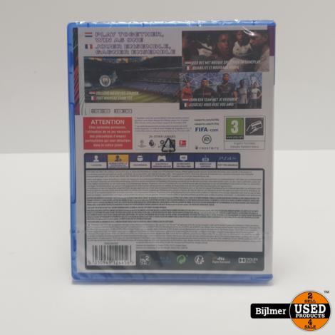 Playstation 4 Game: Fifa 21   Nieuw in seal