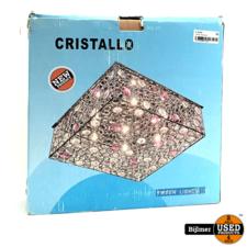 Cristalllo Plafondlamp